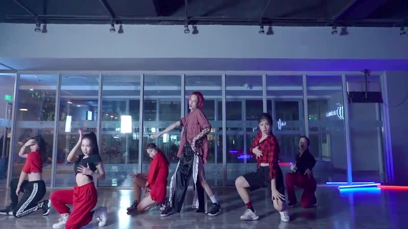 全盛舞蹈工作室 Jolin Tsai I'm not yours feat NAMIE AMURO Dance