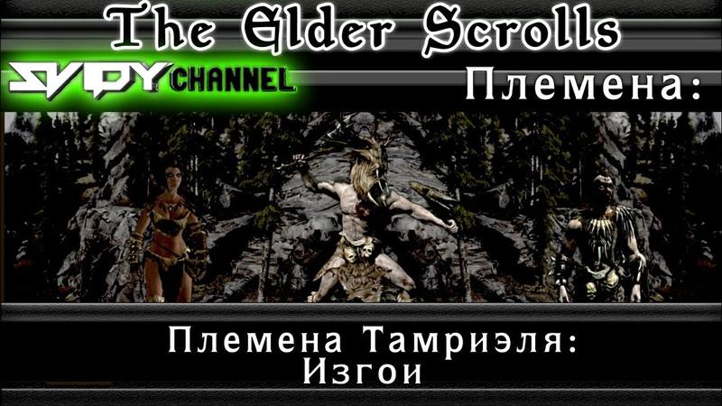 The Elder Scrolls Племена Тамриэля Изгои защитники Предела Лор