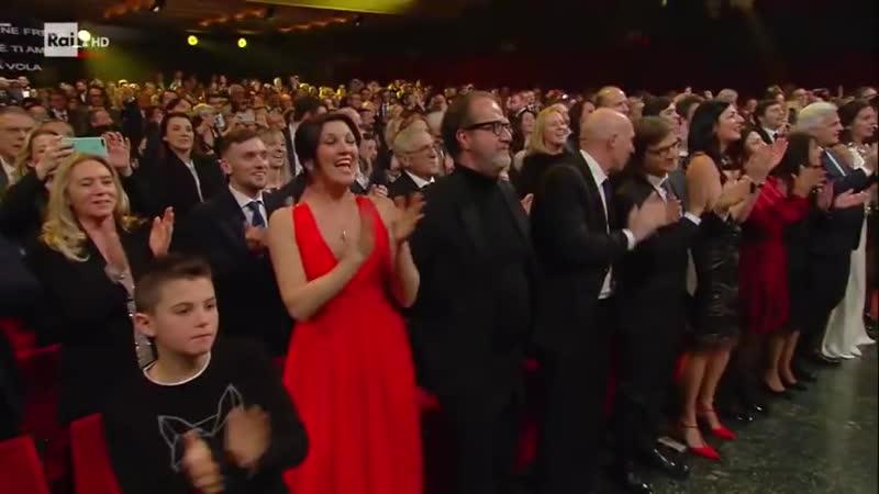 Sanremo 2020 I Ricchi e Poveri Se minnamoro Sarà perché ti amo Mamma Maria
