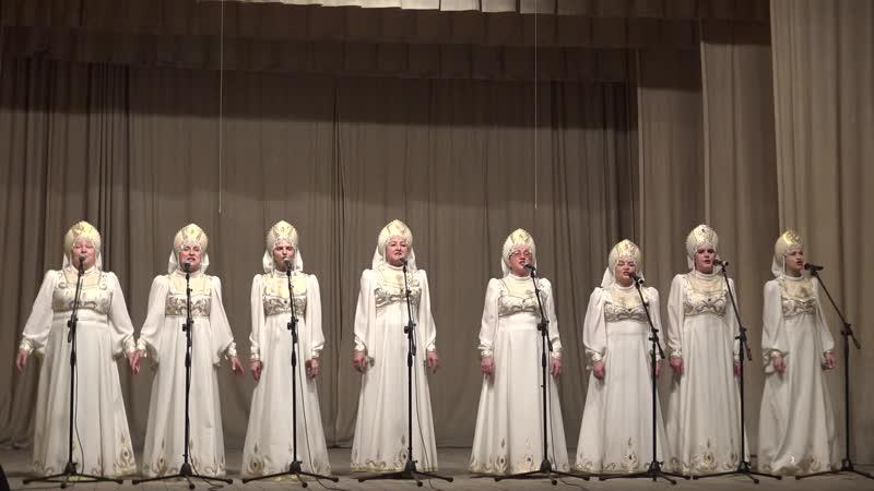 Россия Народный вокальный ансамбль Аннушка