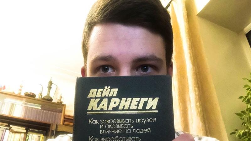 Что почитать Кеша Крыжановский рекомендует | MUSTREAD