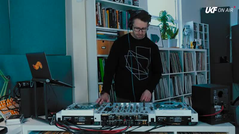 UKF On Air Presents NuTone Rolling Spaces