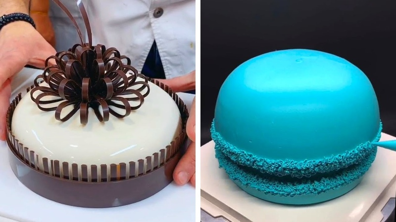 Top 5 Creative Cake Decorating Ideas | How to Make Chocolate Cake Recipes | So Yummy