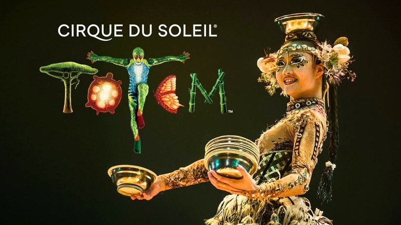 Journey into the Evolution of...TOTEM | OFFICIAL Show Trailer | Cirque du Soleil