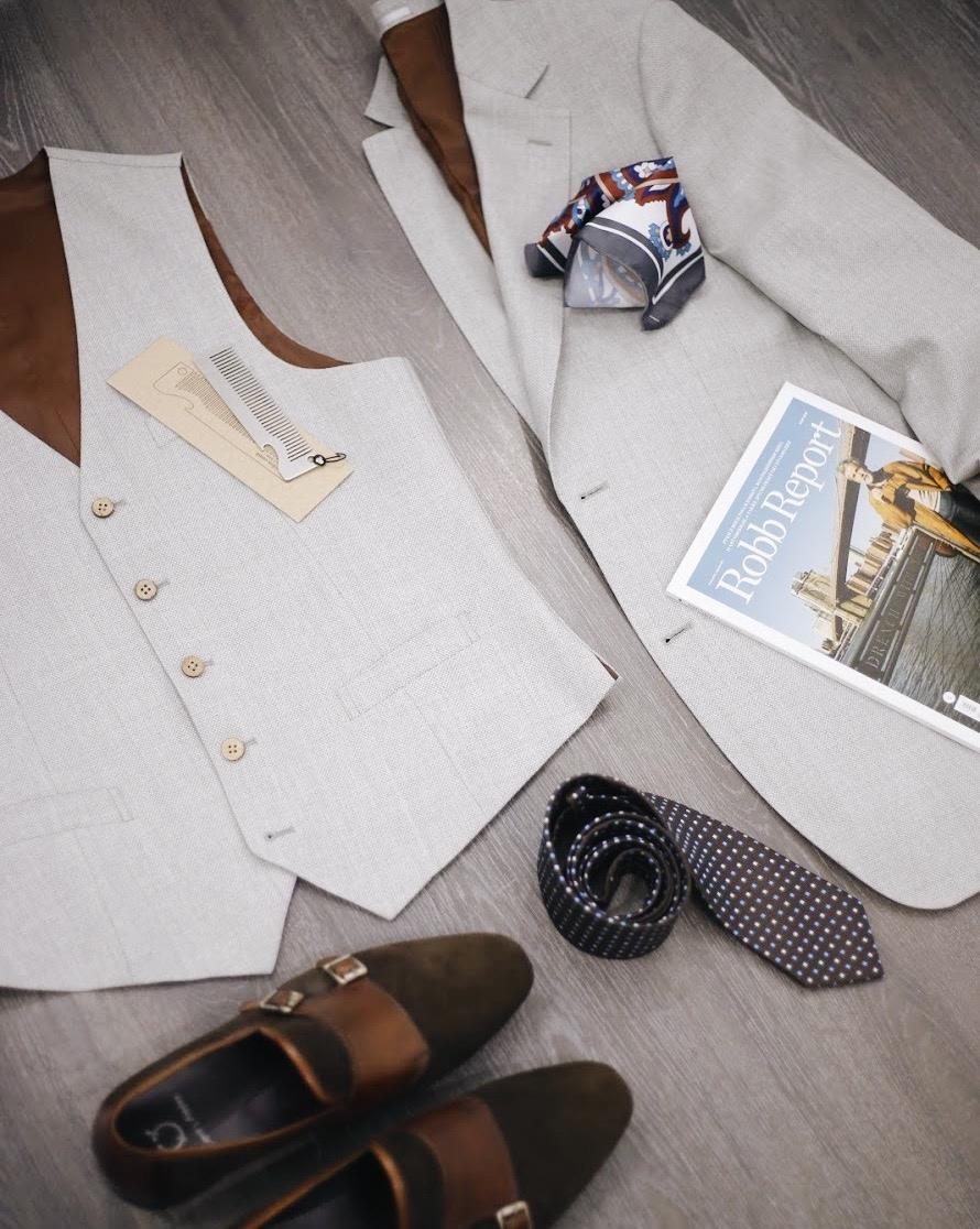 Совершенный серый цвет от итальянского производителя Stylbiella.