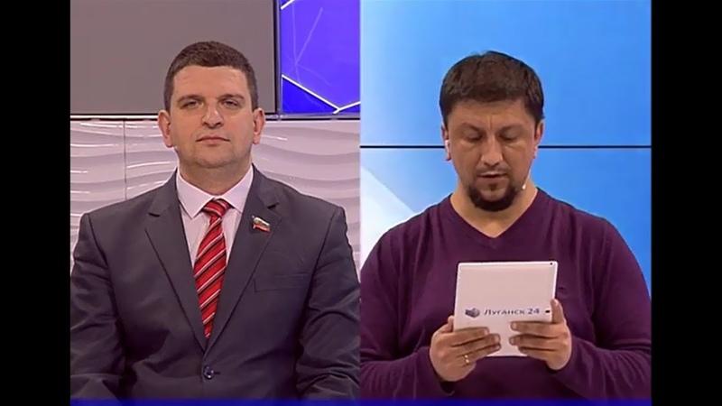 Олег Коваль в передаче Открытая студия 31 03 2020