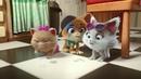 44 Cats Season 1 Episode 1 Buffycats on a Mission Thai ไทย