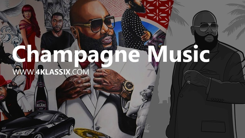 Champagne Music Rick Ross x Nipsey Hussle x Justice League type beat