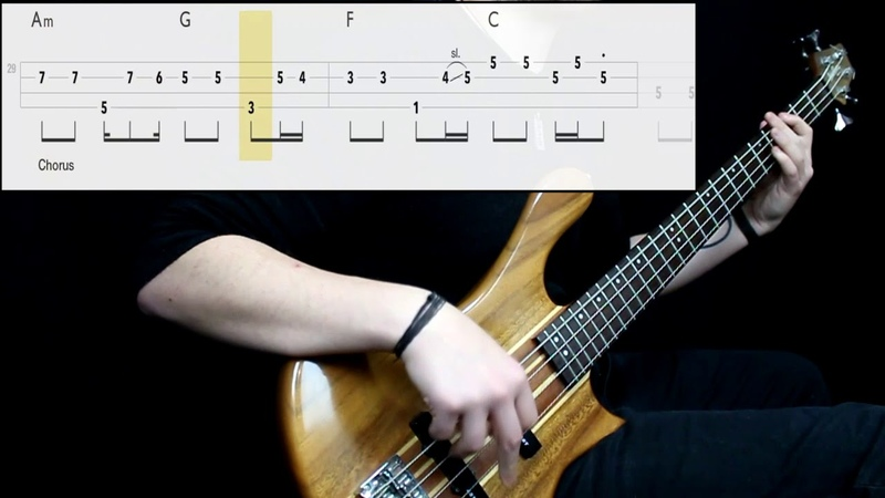 Luis Bacalov His Name Is King Bass Cover Play Along Tabs In Video