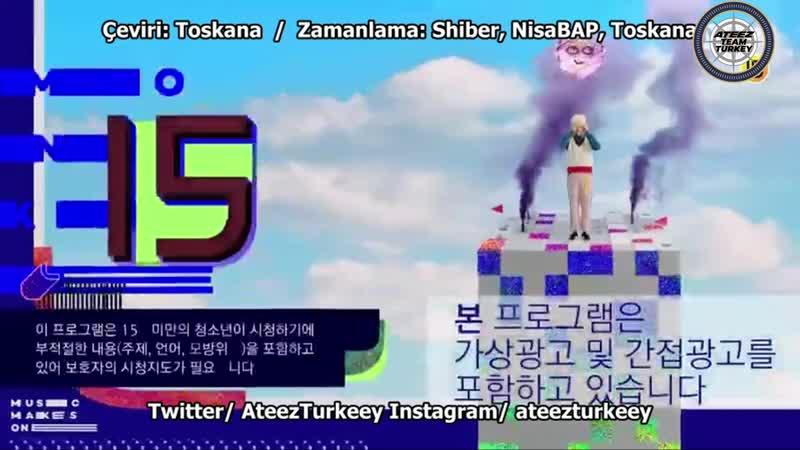 TR Code Name is ATEEZ 7 Bölüm Türkçe Alt Yazılı