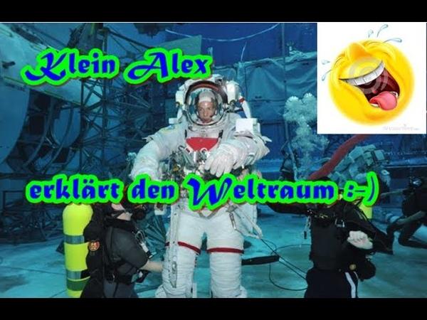 NASA Märchenstunde Teil I Heute: Klein Alex will zum Mars :-)