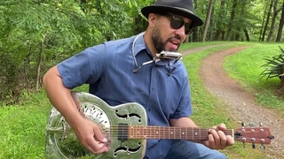 Online Concert: Mojo Parker, delta roots and soulful rock