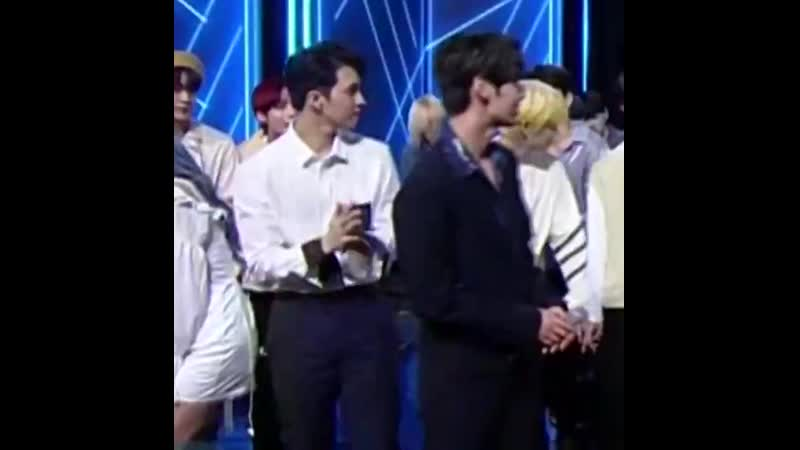 Hangyul hugging yeonjun