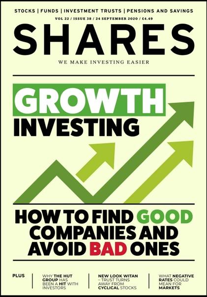 Shares Magazine - 24 September 2020
