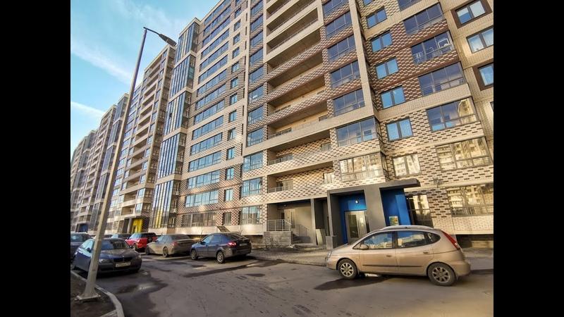 Продается 1-комнатная квартира в ЖК ЦДС Московский, 13-15 эт., ЦДС