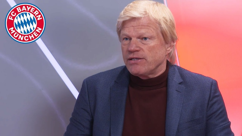 Oliver Kahn: Interview about the Bundesliga restart and competitions without spectators | FC Bayern