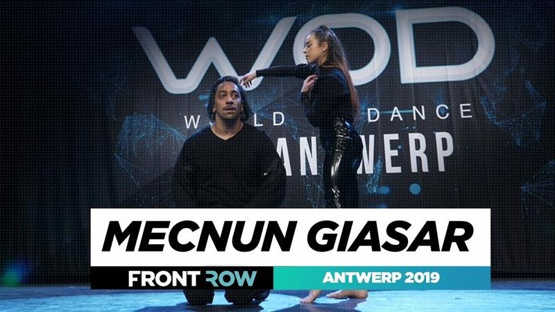 Mecnun Giasar | FRONTROW | Showcase | World of Dance Antwerp Qualifier 2019 | WODANT19