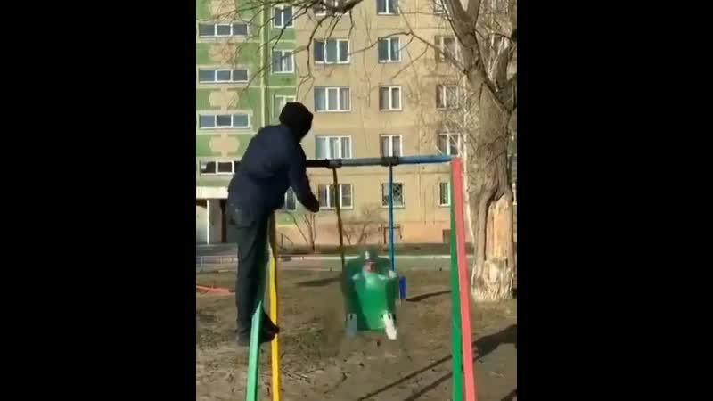 Илон Маск офигеет увидев это изобретение русских ребят! Никаких шлеек безопасности только целлофан