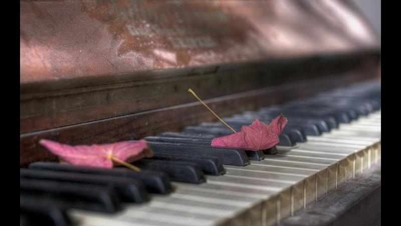 Красивая душевная фортепианная музыка Ночная грусть Soulful music