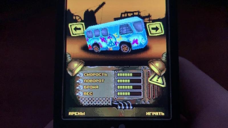 Guns Wheels Madheads - подробный ОБЗОР java-игры
