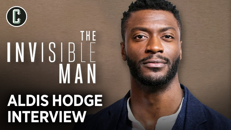 The Invisible Man Star Aldis Hodge Breaks Down That Final Conversation
