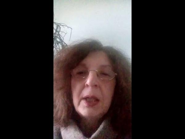Видеоотзыв на тренинг Аделя Гадельшина от Куликовой Натальи