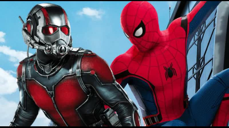 Spider Man VS Man Ant [Tihonsyah de Gingates]