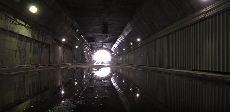 Ремонт тоннеля планируется начать через месяц и завершить в декабре 2021 года