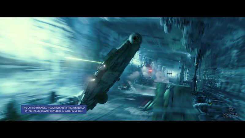 STAR WARS THE RISE OF SKYWALKER - VFX Breakdown by ILM (2019)