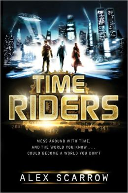 TimeRiders By Alex Scarrow (unabridged Audiobook)
