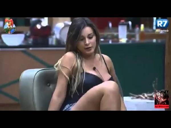 3° Briga Andressa X Denise A Fazenda 6 DENISECAMPEÃ 12 09 2013