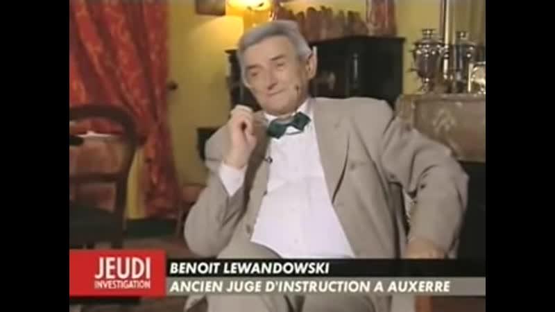 Qui a tué le gendarme Jambert Affaire Emile Louis Yonne Jeudi Investigation