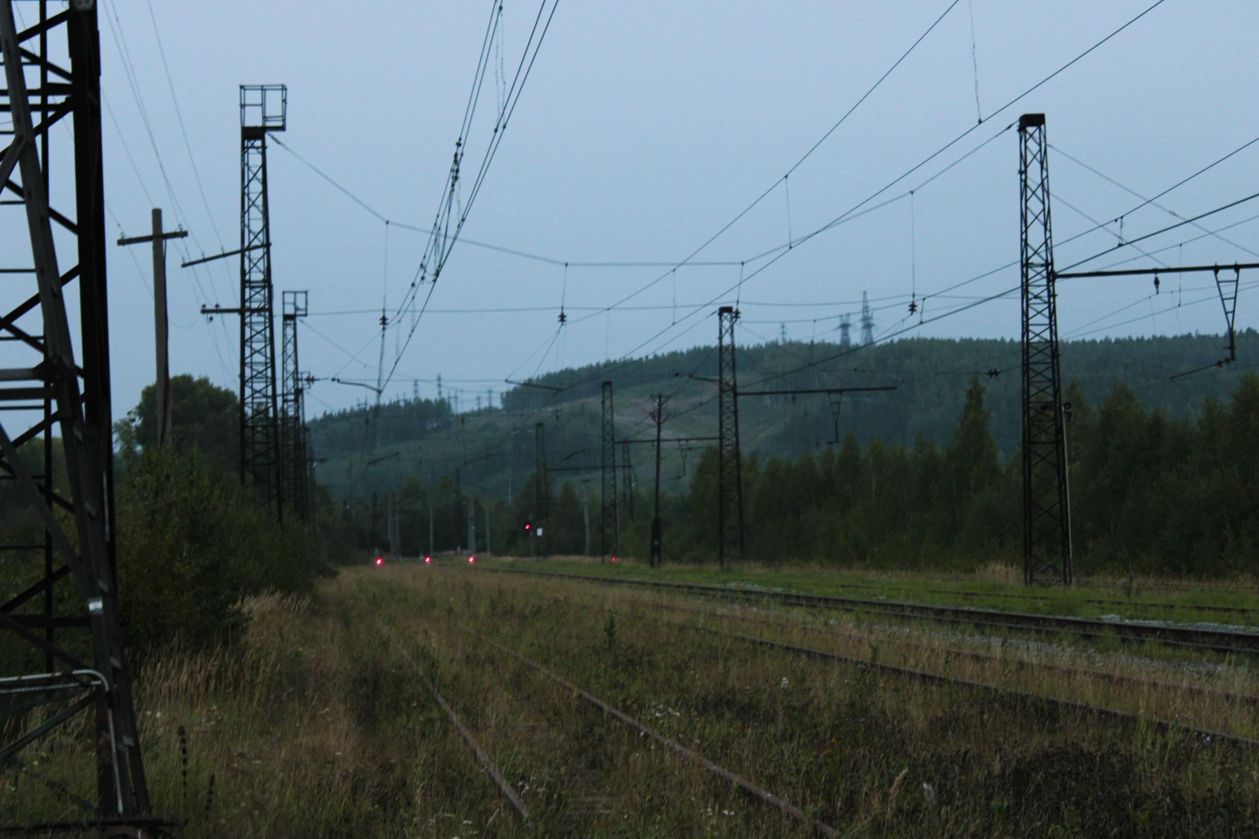 Верхний Тагил, ГРЭС и жд станция рядом - Фото