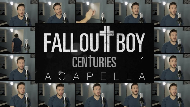 Fall Out Boy Centuries ACAPELLA on Spotify Apple