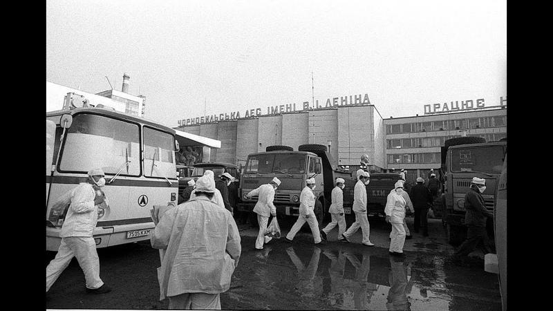 Хроника аварии на 4 блоке ЧАЭС (7 часть: 1 мая)