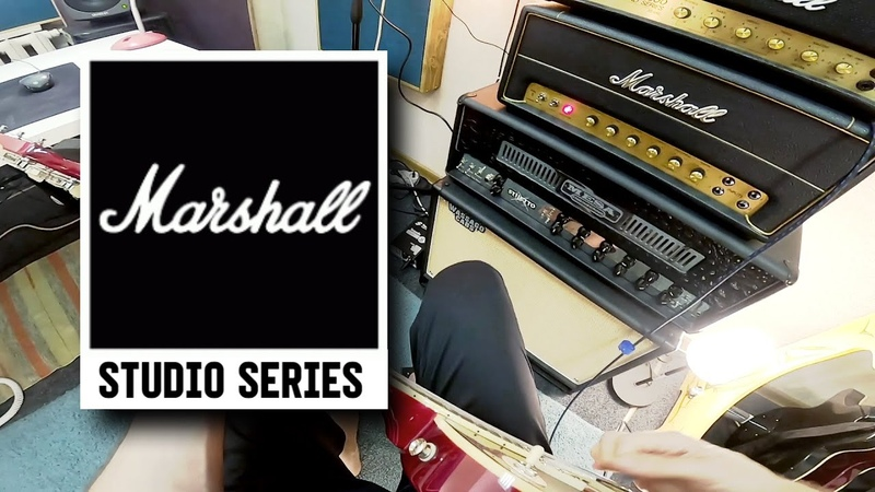 Marshall Plexi vs. JCM800 (Studio Series)