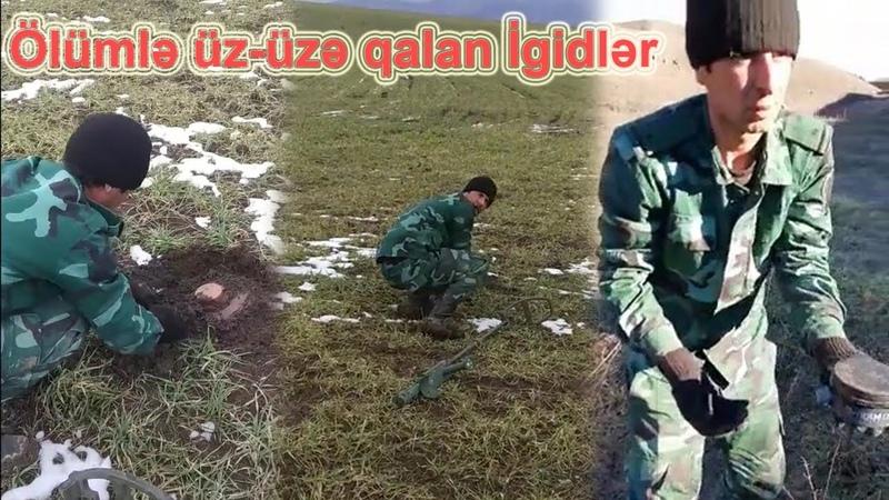 Ölümlə üz üzə qalan İgidlər