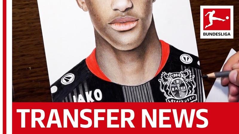Bayer Leverkusen sign Premier League Champion