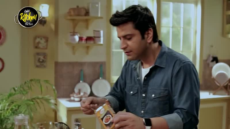 Catch Kitchen Fusion Recipe Meat Pulao by Chef Kunal Kapur