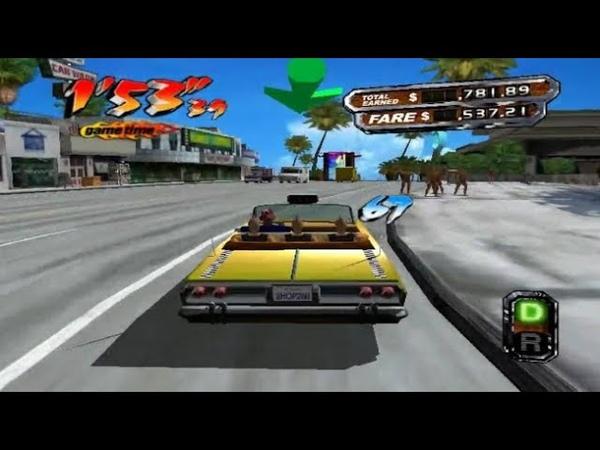 تحميل لعبه Crazy Taxi 3 بربط مبا شر