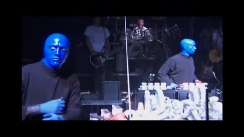 E C Blue Man Group I Feel Love