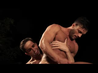 BAREBACK GUY PILE - ANDY STAR, MICHAEL LUCAS | Gay Porn