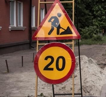 Ещё одну курскую улицу перекрыли на две недели