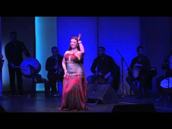 Shereen @ Eilat Festival 2014 Opening Gala