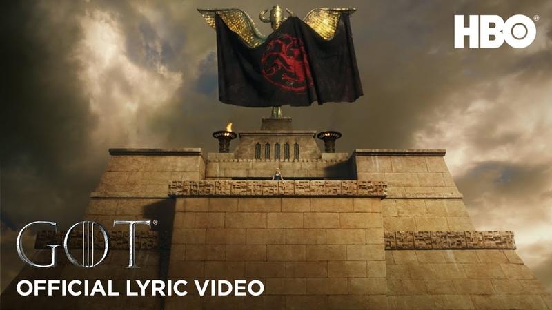 "SZA The Weeknd Travis Scott Power Is Power"" Lyric Video Game Of Thrones HBO"