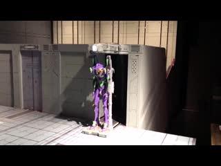 Small Worlds Tokyo: Evangelion-01