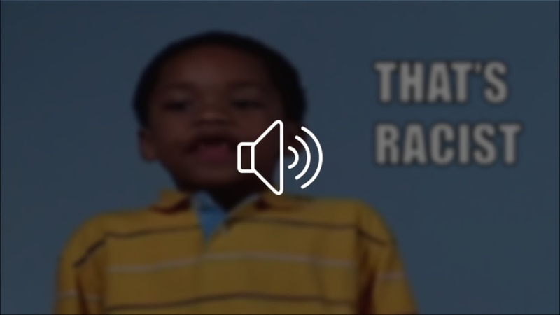 That's Racist Sound Effect