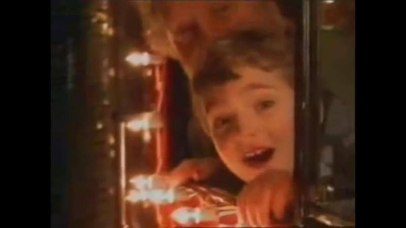 старая реклама кока колы праздник к нам приходит русский новогодний ролик кока кола 1