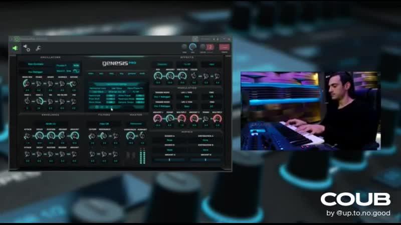 Ummet Ozcan - Genesis Pro VST Plugin - Sound Demo
