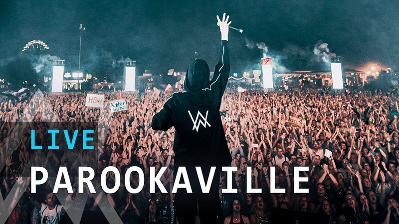 Alan Walker LIVE @ Parookaville Festival 2019 FULL SET